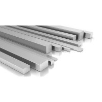 Solid Square Bar (Aluminum)